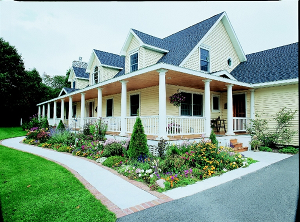 Pictures of unibilt homes